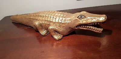 Rare Antique Ancient Egyptian Statue God Sobek Crocodile nile river 1870-1760BC