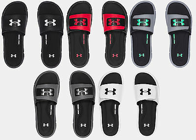 0f1544d0a51b Under Armour Men s UA Ignite V Slides Sandals - Many Colors and Sizes