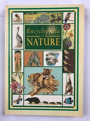 Encyclopedia of Nature  - Dragon Books H/C 1973 Vintage