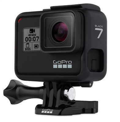 Gopro Hero 7 Hd Waterproof Action Camera Chdhx-701 Black