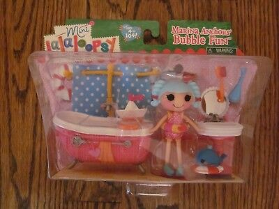 BNIB Lalaloopsy RETIRED Marina Anchors- Bubble Fun- Marina Anchors