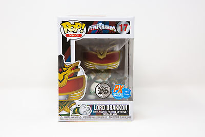 Funko Pop TV Power Rangers Lord Drakkon #17 Previews PX Exclusive | IN STOCK!