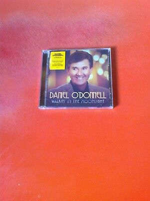 DANIEL O'DONNELL Walking In The Moonlight 2 X CD Album!