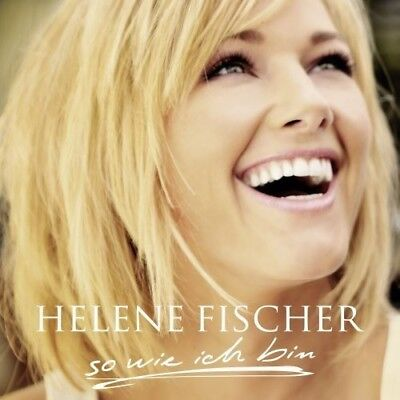 Helene Fischer - So Wie Ich Bin (Platin Edition-Limited)   Cd+Dvd New!