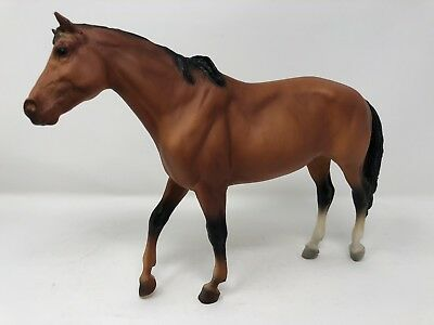 Breyer 712848 TRADITIONAL WESTERN HORSE COLLECTOR 1987 LE3800 JCPenney SHRINKY