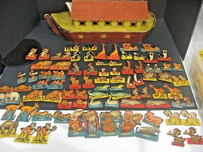 Vintage Walt Disney Production SILLY SYMPHONIES Father Noah's Ark Toy 1933