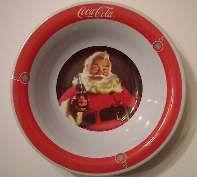 Coca-Cola Santa Claus Bowl Gibson Everyday