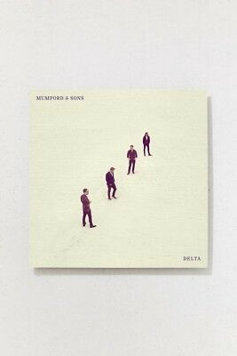 Mumford And Sons - Delta (2018, CD) New!!!