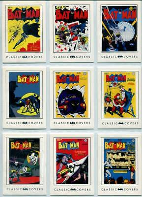 Batman Archives Complete Set Rittenhouse 2008