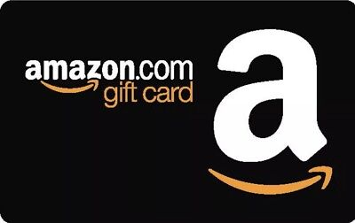 amazon gift card (cad 5) email delivery
