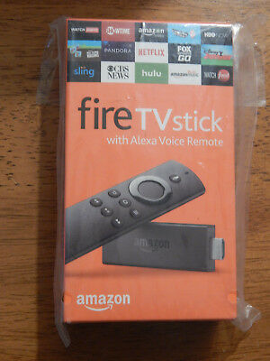 Amazon Fire TV stick 2nd generation remote with Alexa voice control