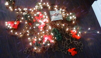Lot Grapevine Garland- Rings and Trees Natural Twig Grapevine Used and New