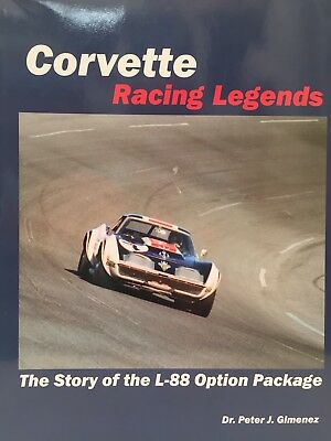 Corvette Racing Legends: The Story Of The L-88 Option Package, Dr. Peter Gimenez