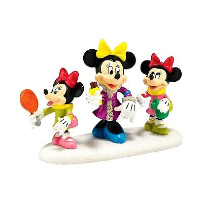 Minnies Treats for Sweets Dept 56 Disney Village 4047187 Christmas accessory A