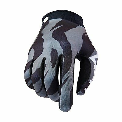 Seven 181 Zero Wild Mens Gloves Mx Glove - Black All Sizes