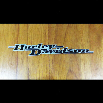 3D Lettering Emblem / Badge For Harley Davidson Tank / Body / Trunk