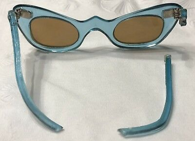 """Vintage Madame Alexander Doll 1958 Marybel Get Well 16"""" Sunglasses Only Read"""