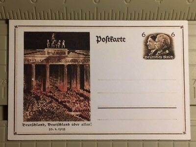 REICH/ NAZI/ WW2 - SALE LOT FINAL! Buy any 2 REPRO Postcards get 3rd Free! 44AX