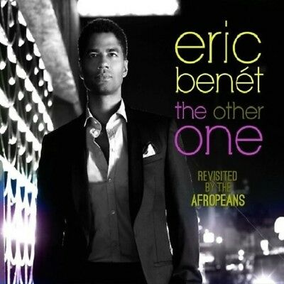 Eric Benet - The Other One  Cd New!