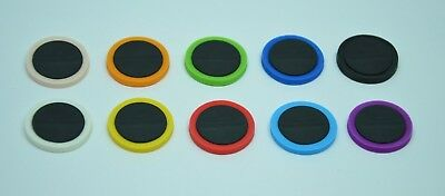 10 x Blood Bowl skill markers / rings for 25 mm bases