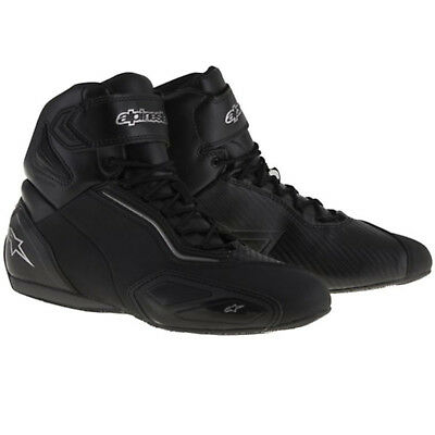 Alpinestars Faster 2 Motorcycle Motorcycle Lightweight Touring Shoes - Black