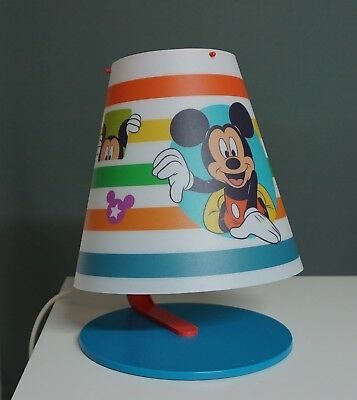 Nachttischlampe Mikey Mouse - LED