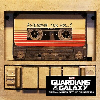 Ost/Guardians Of The Galaxy: Awesome Mix Vol.1  Cd New!