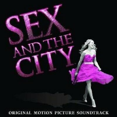 Sex And The City Sountrack Cd Duffy Fergie Uvm New!