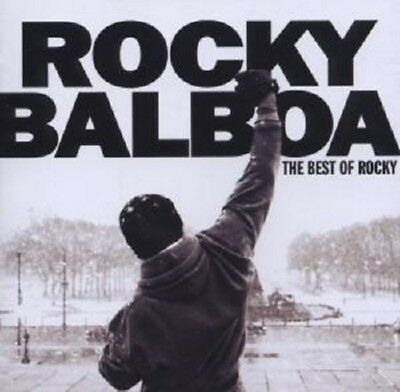 Rocky Balboa - The Best Of Rocky Cd New!