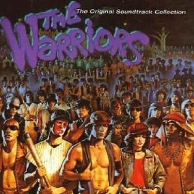 Various (Ost) - Ost.: The Warriors  Cd New!