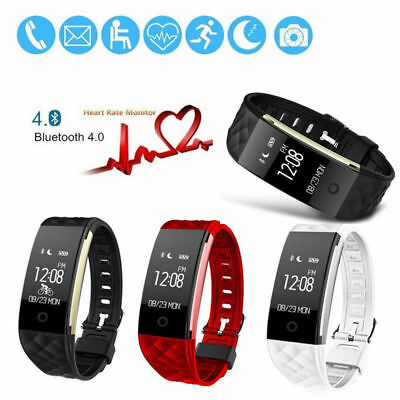 S2 GPS Bluetooth Smart Watch Orologio Heart Rate Fitness Tracker per Android IOS