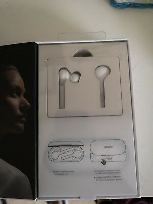 Huawei FreeBuds - White - Brand New Unopened - Wireless Stereo Earbuds