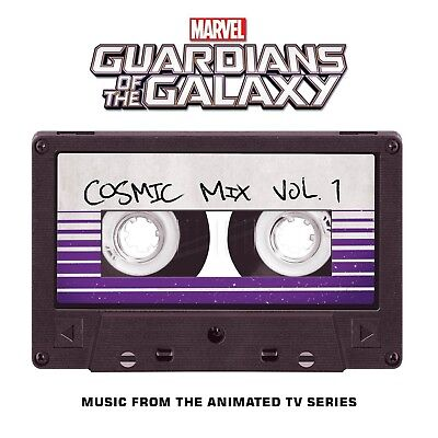 Ost/Guardians Of The Galaxy: Cosmic Mix Vol.1  Cd New!