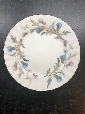 Royal Albert Brigadoon Tea Plates / Side Plates 16cm Bone China. No Chips.