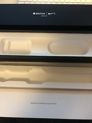Apple Watch Series 3 Nike+ 42mm - BOX ONLY