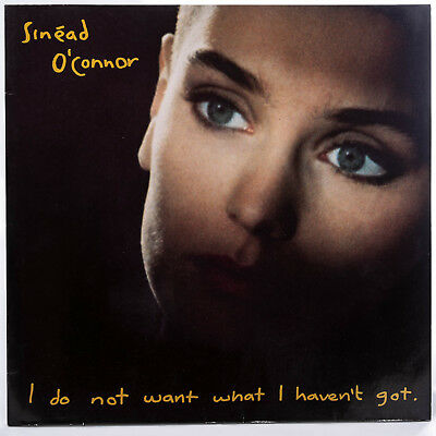 "Sinéad O'Connor - I do not want what I haven't got (""Nothing Compares 2 U"" u.a.)"