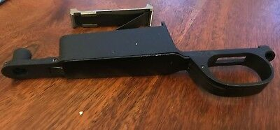 Commercial Mauser Bottom Metal Trigger Guard Hinged floor plate. Alloy