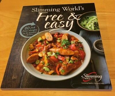 Slimming World's Free & Easy Recipe Book