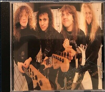 Metallica The $5.98 E.P. Garage Days Re-Revisited, FIRST PRESS GERMANY 1987