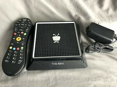 TiVo Mini Receiver with FREE Lifetime Service - Used