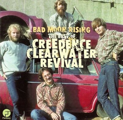 The Very Best of Creedence Clearwater Revival - Bad Moon Rising CD