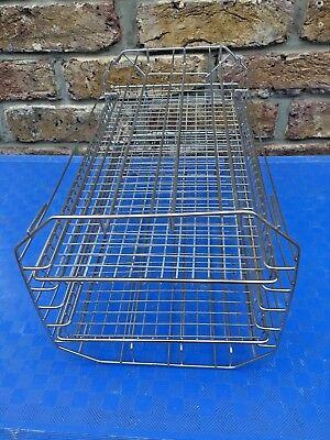 Autoclave/steriliser Instrument Cage With Trays Dental Podiatry Tattoo Vet Med