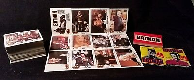 1989 Topps Batman The Movie Series 2 Base Set Of 132 + 22 Stickers + 2 Wrappers