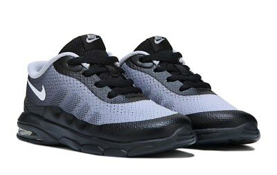 3a01826ed82 Nike Air Max Invigor TD Toddlers Kids Infants Boys Trainers -  Grey/White/Black