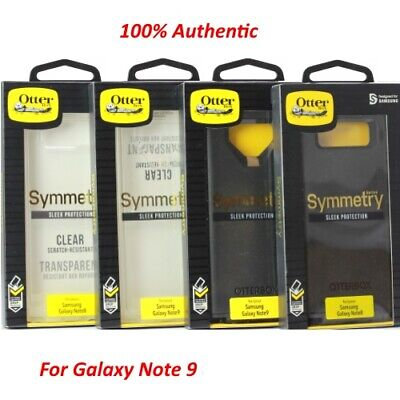 New Authentic Otterbox Symmetry Series Case for Samsung Galaxy Note 9 & Note 8
