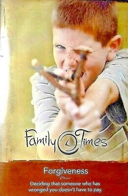 Forgiveness: Family Times: Volume 4, Issue 11(Audio CD, 2009) Christian FAMILY