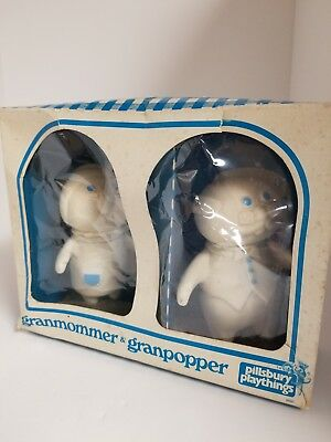Granmommer and Granpopper Pillsbury Playthings 1974