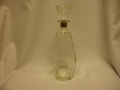 Vintage Whiskey/liquor Decanter