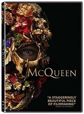 """""""mcqueen"""" 2018 Dvd Pre Order Free Shipping 1/29 Factory Sealed Brand New"""