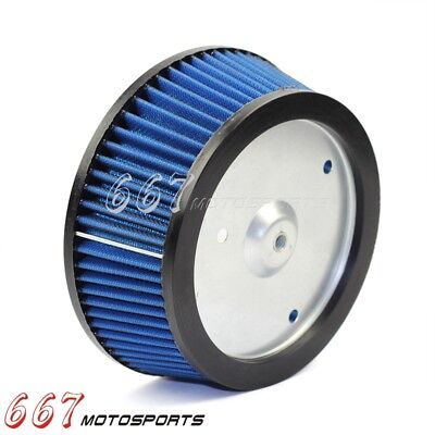 Air Filter Cleaner Element For Harley Electra Glide FLHX Softail Iron XL883